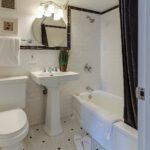 Hoe ventileer je een badkamer zonder raam?